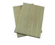 Bumpodo woodcut woodblock Park material postcard-size 2-Pack