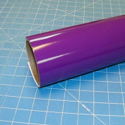 30cm x 3m Roll of Glossy Oracal 651 Violet Vinyl for Craft Cutters and Vinyl Sign Cutters