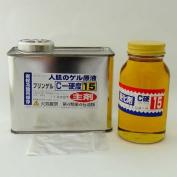 Gel stock hardness 15 600g of human skin