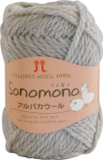 Fall wool Hamanaka itself alpaca wool 40g 60m col.42 5 ball set