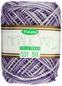 panami metallic yarn [ruby_ COL.531