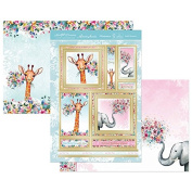 Hunkydory Heartfelt Occasions Beautiful Bouquets OCCASION907 Topper Card Kit