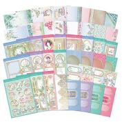 Hunkydory Eastern Treasures Luxury Card Kit TREASURE101 Makes at Least 28 Cards