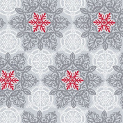 Christmas Lace Wrapping Paper - 9.3sqm