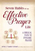 Seven Habits of an Effective Prayer Life
