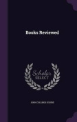 Books Reviewed