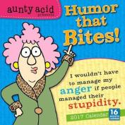 Cal 2017-Aunty Acid Presents Humor That Bites!