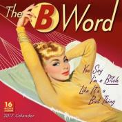 The Cal 2017-B Word