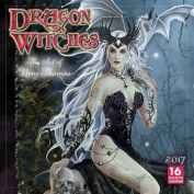 Cal 2017-Dragon Witches the Art of Nene Thomas