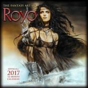 Cal 2017-Fantasy Art of Luis Royo