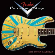 Cal 2017-Fender Custom Shop