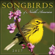 Cal 2017-Songbirds of North America