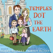 Temples Dot the Earth [Board Book]