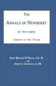 The Annals of Newberry [South Carolina]