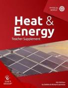 Heat & Energy Teacher Supplement
