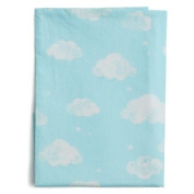 Little Acorn F13B02 Cloud Fitted Crib Sheet