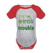 Custom Party Shop Boy's St. Patrick's Day Onepiece
