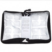 FLexiFreeze Pocketbook Cooler, Black
