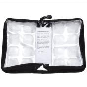 FLexiFreeze Pocketbook Cooler, Black