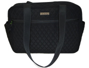 Vera Bradley Baby Bag in Classic Black