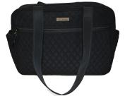 Vera Bradley Baby Bag in Classic Black