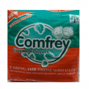 Comfrey Adult Pant Type Easy Wear Nappies XXLarge - 41-150cm