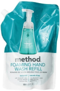 Method Naturally Derived Foaming Hand Wash, Refill, Waterfall, 830ml