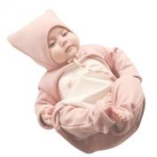 Little Children Kids Cartoon Totoro Short Sleeve Hooded Onesie Romper