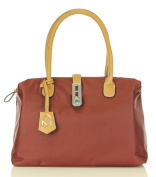 Noble Mount Arizzo Shoulder Handbag - Burgandy