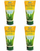 (4 PACK) - Aloe Pura - Aloe Vera After Sun Lotion | 200ml | 4 PACK BUNDLE