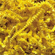 0.2kg Crinkle Paper Shred, Yellow 0.2kg