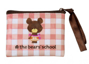 Misasa bears school sewing kit mini pouch pink No.1722