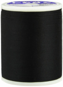 Fujix Rejiron [sewing thread for knits] # ..50 / 300m col.402 black