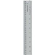 Alumicolor Ludwig Precision 46cm Aluminium Straight Edge