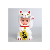 Headgear Kewpie beckoning cat
