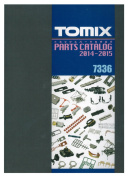 TOMIX 7336 Tomix parts catalogue 2014-2015