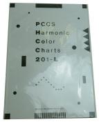 Japan Iroken PCCS harmonic colour chart 201-L