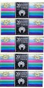 Rainbow assortment tissue paper 50cm x 50cm