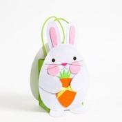 Papyrus Medium Felt Bag, Bunny
