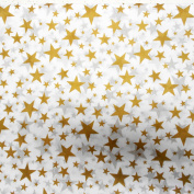 Gold Metallic Tissue Paper