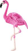 Hamanaka Animal Tree (Animal tree) emblem flamingo H457-983