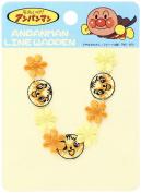 Inagaki clothing Anpanman line emblem Meronpan'na chan iron bonding ANR005