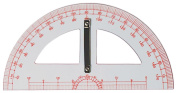 Dorapasu Professor supplies acrylic protractor 11307