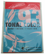 Japan Iroken Tonarukara B5-size 93-colour set