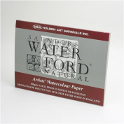 Holbein Waterford watercolour paper Natural block F4 EB-F4