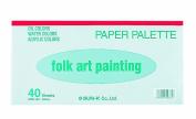 Paper pallet half-size 40 pieces SF-429