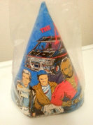 The A-Team Party Hats Treats Decoration Favour Birthday Mr T TV Show