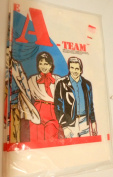 The A-Team Party Tablecover Tablecloth Favour Birthday Mr T TV Show