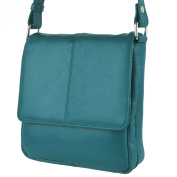 Ladies Small LEATHER Shoulder CROSS BODY BAG By PrimeHide Handy 7 Colours