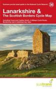 Lanarkshire & the Scottish Borders Cycle Map 38